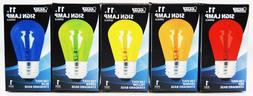 Feit Electric Assorted Colors Light Bulbs 11W 130V Sign Lamp