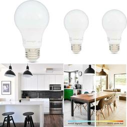 Basics 60W Equivalent, Soft White, Non-Dimmable, 10,000 Hour