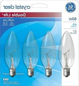 Blunt8211;Tip 60 Watt Candelabra Base 48211;Pack Light B