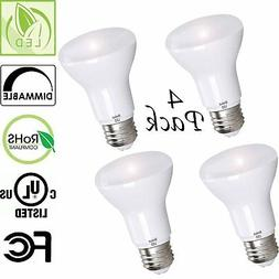 Bioluz LED BR20 LED Bulbs, 50 Watt Replacement, Indoor / Out