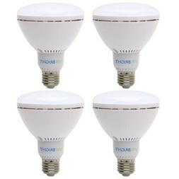 Viribright BR30  LED Light Bulbs, 60+ Watt Replacement, 4000