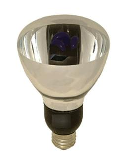 BR30 Compact Fluorescent Black Light Flood Bulbs