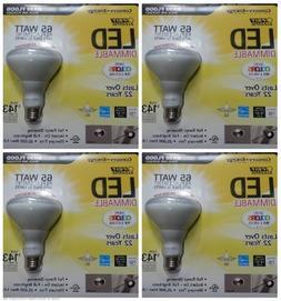 Feit Electric 65 Watt BR30 Dimmable Flood LED Light Bulbs-