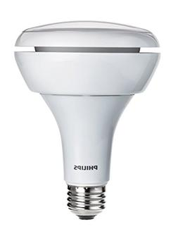6 PACK of Philips 10.5w LED Br30 - 65w Equivalent Warm White
