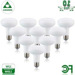 BR30 LED Daylight White 5000K 12 Watt, Dimmable Medium...