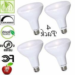 Bioluz LED BR30 LED Flood Light Bulbs 65-95 Watt Replacement