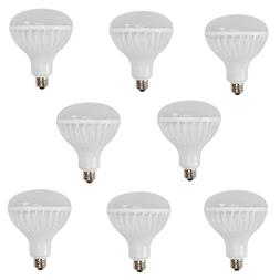 LED BR40 Bulb, Econ Line, Soft White 3000 K, Dimmable, 18.5W