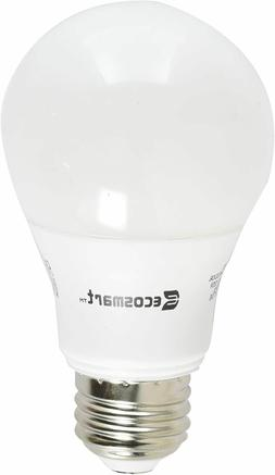 EcoSmart 60W Bright Daylight A19 Energy Star Dimmable LED Li