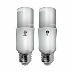 LED 15W Bright STIK Soft White 2 per pack. 100 Repl Watts, 1