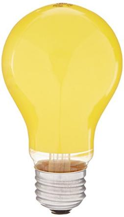 Westinghouse Bug Light 60 W Med Base Medium Base  4-2/5 In.
