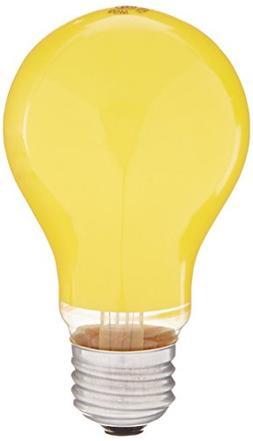 Westinghouse Bug Light 60 W Med Base Medium Base  4-2/5 In.