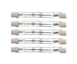 CTKcom Bulbs - J Type 78mm Double Ended 120 Volts 100Watt T3