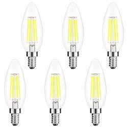 Kohree Candelabra LED Bulbs, 4 Watt 440 Lumen 5000K Daylight