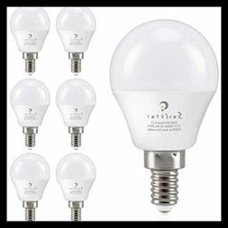 Sailstar Candelabra LED Light Bulbs 60-Watt Equivalent, Dayl