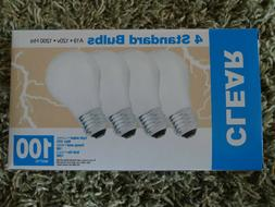 Case of 96 bulbs - 100 Watt Incandescent Light Bulbs