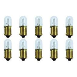 CEC Industries #1820 Bulbs, 28 V, 2.8 W, BA9s Base, T-3.25 s