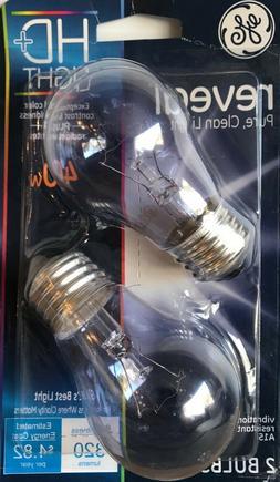 2PK 40W Ceil Fan Bulb