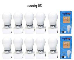 CFL Light Bulb 18W = 75W 120V 60Hz 1150 Lumens Energy Saving