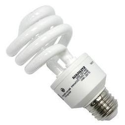 SYLVANIA 29396 - 19 Watt CFL Light Bulb - Compact Fluorescen