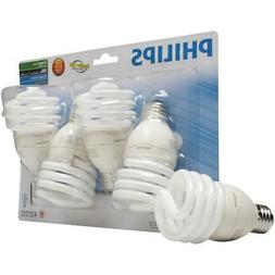 CFL Light Bulbs Daylight 100W Equivalent Deluxe T2 Energy Sa
