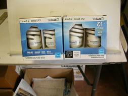 cfl spiral light bulb 13w 60 watt