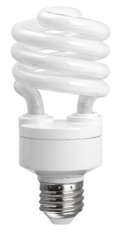 TCP 5800930K CFL Spring Lamp - 40 Watt Equivalent  Warm/Brig