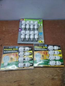 GE 31064 - 13 Watt - CFL - 60 W Equal - 2700K Warm White - 8