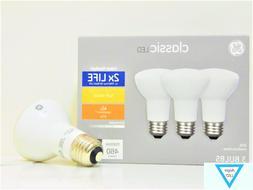 GE Classic 45-Watt EQ LED R20 Warm White Dimmable Flood Ligh