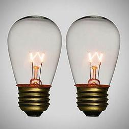 Clear 15-Watt Incandescent A15 Standard Replacement Light Bu