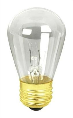 Feit 11 Watt Clear Sign Type S14 Light Bulb BP11S14