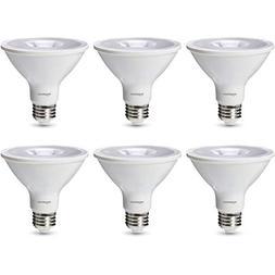 AmazonBasics Commercial Grade LED Light Bulb | 75-Watt Equiv