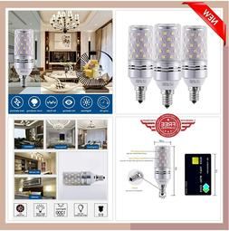 Corn E12 Led Bulbs 12w Candelabra Bulb 100 Watt Equivalent 1