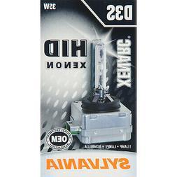 SYLVANIA D3S High Intensity Discharge HID Automotive Bulb