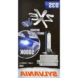 SYLVANIA D3S zXe High Intensity Discharge HID Headlight Bulb