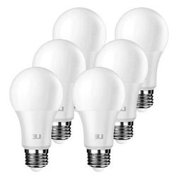 Dimmable 8.5W A19 LED Light Bulbs 60W Equal 800 Lumens 5000K