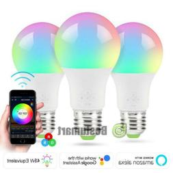 Dimmable Color Changing Bluetooth Smart Mesh RGB LED Light B