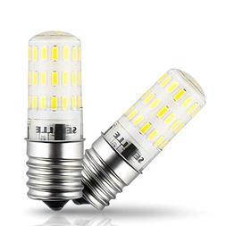Dimmable E17 LED Bulb Seealle 4W E17 Microwave Oven Light Da