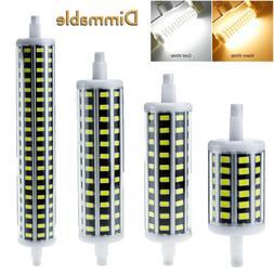Dimmable LED R7s Flood Light Bulbs 5733SMD J189 J135 J118 J7