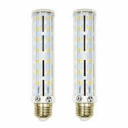 Dimmable T10 Tubular LED Light Corn Bulb Medium Screw E26 Ba