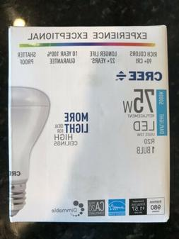 Domable Cree LED 75 Watt  R20 Daylight Lightbulb