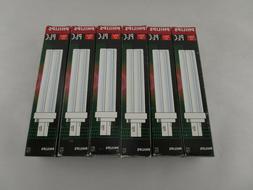 Philips 26w 105v Double Tube 2-Pin G24D-3 3500K White Fluore