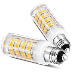 Eco-Genius E11 Base LED light bulb, 380lm, mini candelabra u