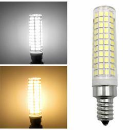 E12 Candelabra LED Bulb C7 10W 110V 136-2835 SMD Ceramics Li