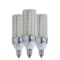 E12 LED Bulbs, 12W Candelabra Bulb 100 Watt Equivalent, 1200