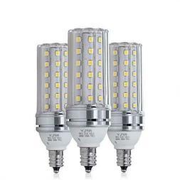 E12 LED Bulbs 12W LED Candelabra Bulb 100 Watt Equivalent 12