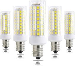 E12 LED Bulbs, Led Candelabra Base 75 Watts Equivalent, T3/T