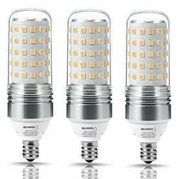 E12 LED Bulbs, LOHAS 12W LED Candelabra Light Bulbs 100 Watt