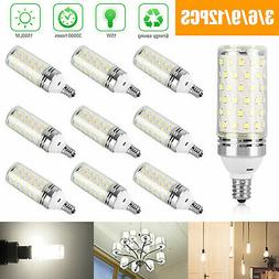 E12 LED Corn Bulbs 15W Candelabra Ceiling Fan Light Bulbs Da