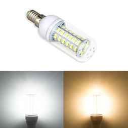 E14 7W 110V Tubular Led Light Corn Bulb Daylight 75w Incande