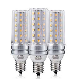 E17 LED Bulbs, 12W LED Candelabra Bulb 100 Watt Equivalent,